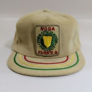 Vintage Funks G NCGA Denim Snapback Hat